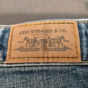 Levi's 515 Boot Cut Red Tag Jeans, Size 22S